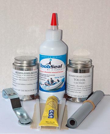 PVC-repair-kit