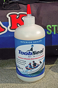 Inflatable Boat Sealant